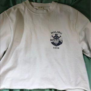 Brandy Melville Malibu Cove Sweatshirt